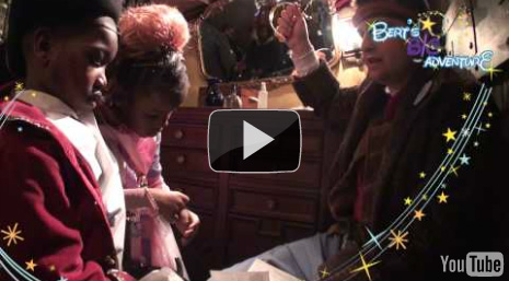 Tremayne - Magical Moment 2010 - Pirate Makeover