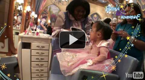 Caleigh - Magical Moment 2010 - Princess Makeover