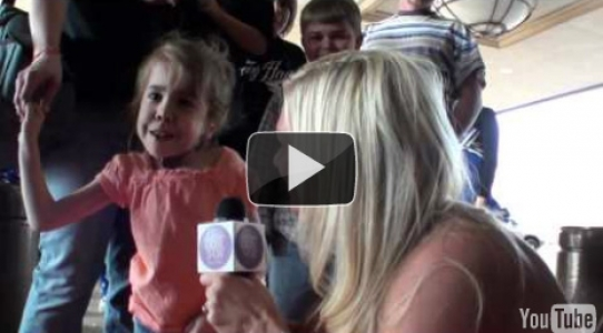 Madisyn - Celebrity Red Carpet - Magical Moment 2011