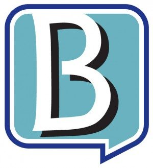 The Bert Show 'B' Logo