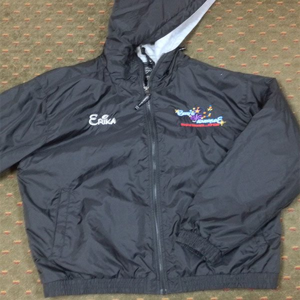 Bert's Big Adventure Embroidered Jackets