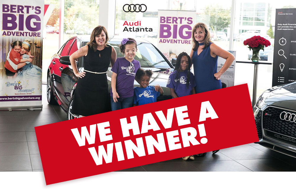Audi A Sportback Raffle Donated By Audi Atlanta Berts Big - Atlanta audi