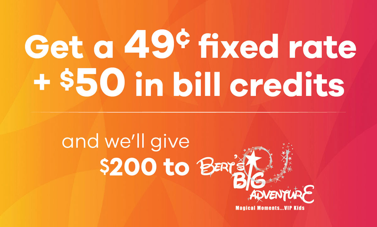 Gas South - Get a 49 cent fixed rate