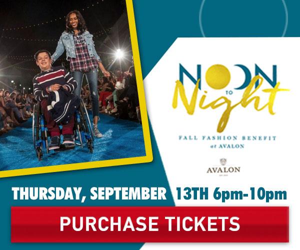 Avalon Noon To Night Fashion Show