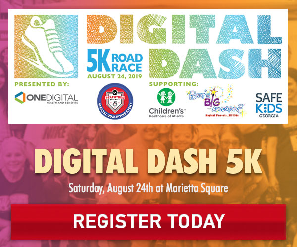 Run in the Digital Dash 5k