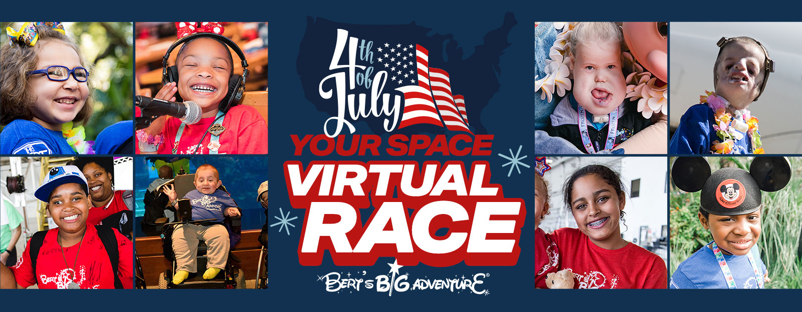 4th of July Your Space Virtual Race