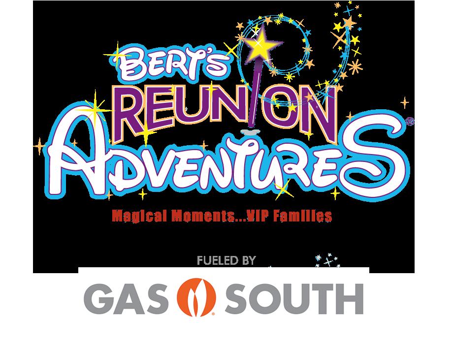 Bert's Reunion Adventures