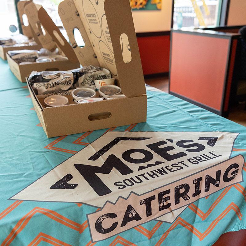 Moe's Catering
